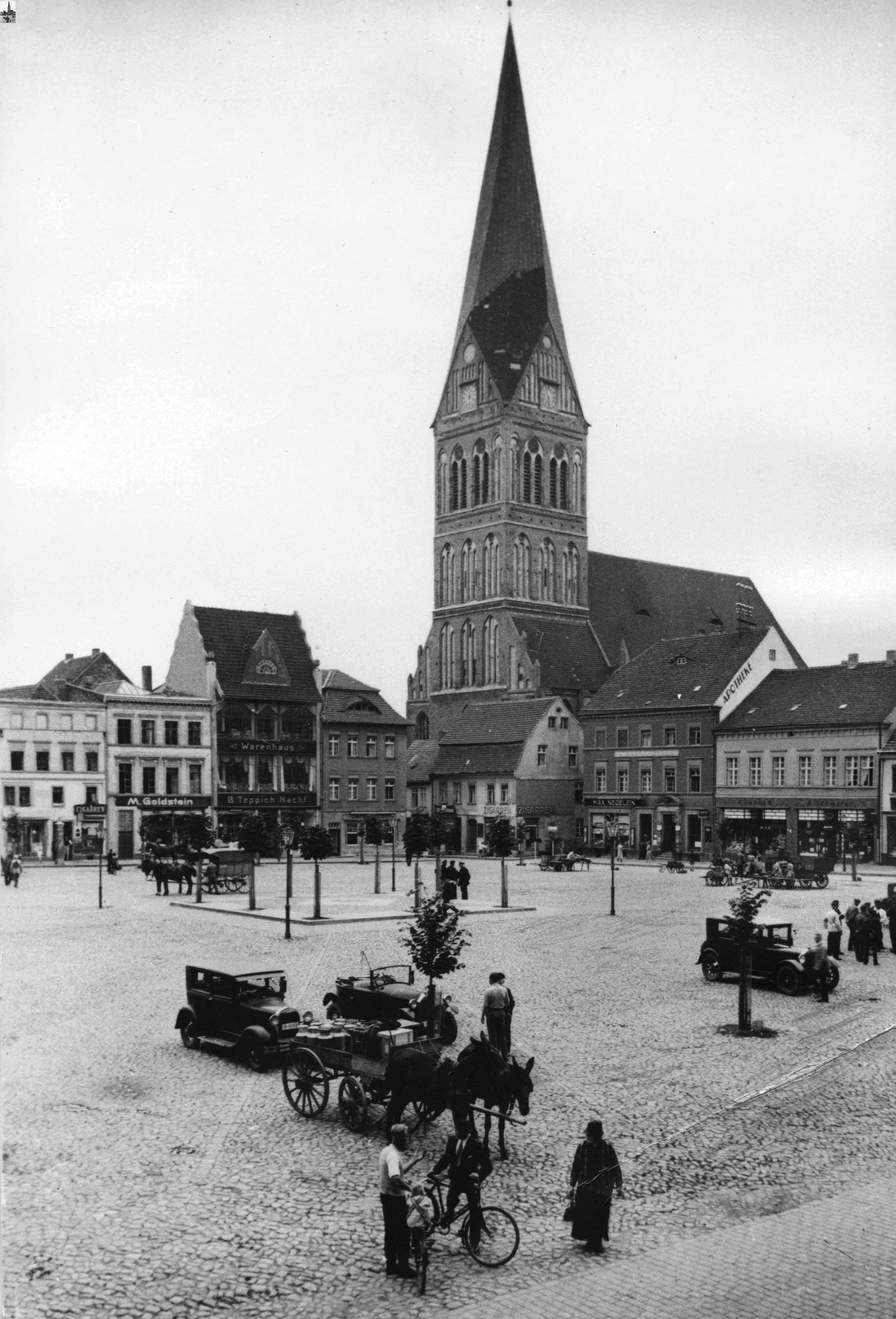 Anklam_Marktplatz_2