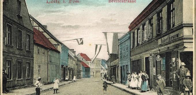 Postkarte Loitz
