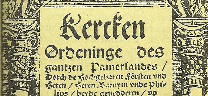 Kirchenordnung-Pommern-1535