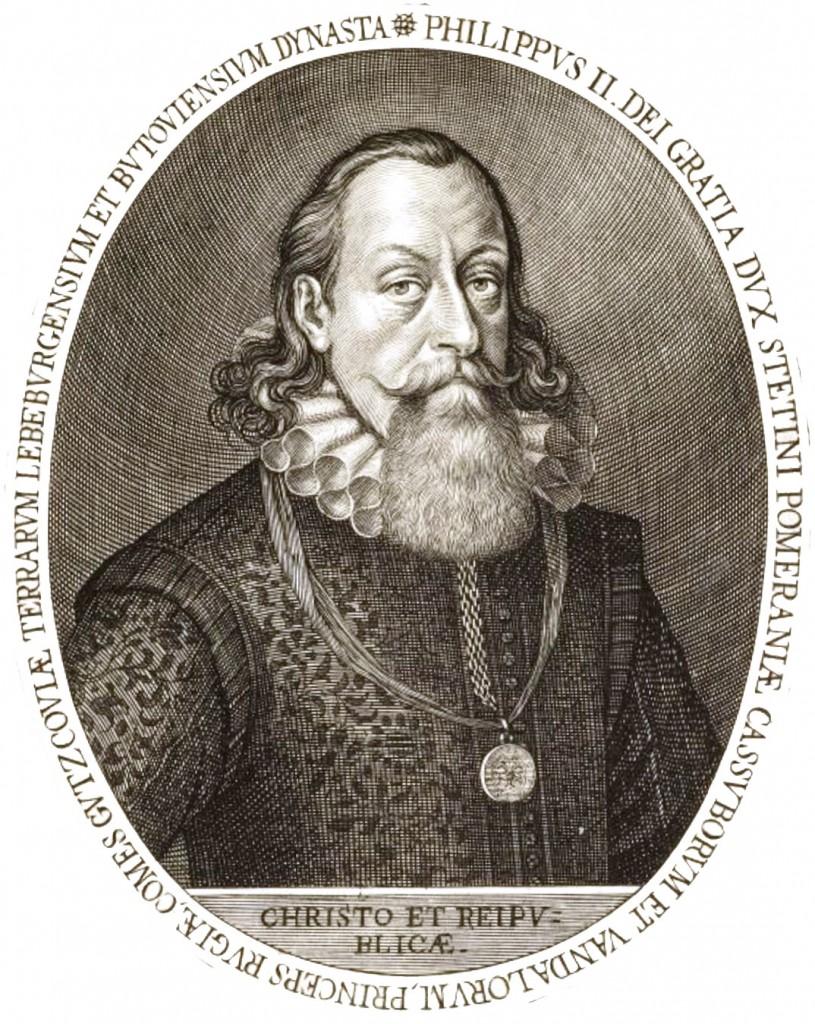 Philipp II., Stich von Kilian, 1618