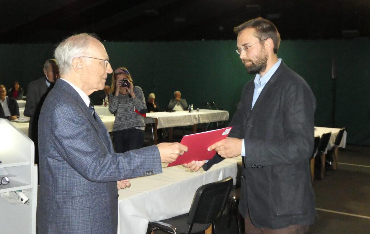 Dr. Dagobert Nitz-Preisverleihung Kotula